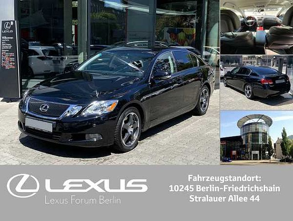 Lexus GS 300 Luxury Line *WKR*