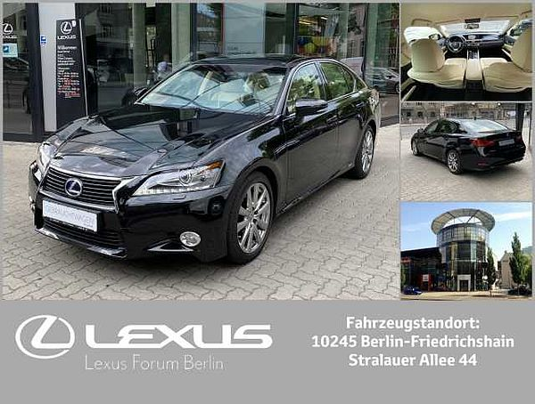 Lexus GS 300h Executive Line *BSM*WKR*